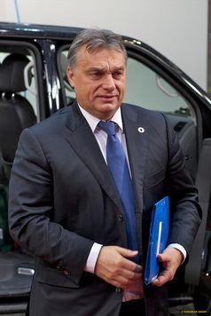 Viktor Orbán Bild: European Council, on Flickr CC BY-SA 2.0