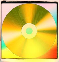 Goldene CD / Auszeichnung (Symbolbild)