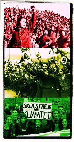 Indoktrination in staatlichen Schulen führte schon oftzu abermillionen Toten (Symbolbild)