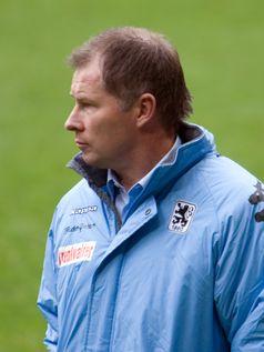 Stefan Reuter in der Allianz Arena