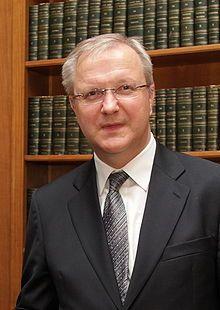 Olli Rehn (2010) Bild: Γιώργος Α. Παπανδρέου Πρωθυπουργός της Ελλάδας (Greek Prime Minister's Office) / de.wikipedia.org