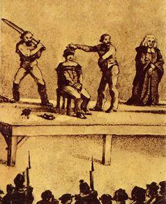 Hinrichtung und Todesstrafe (Symbolbild)
