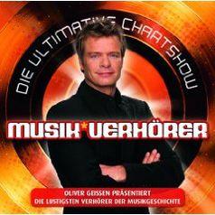 """Die Ultimative Chartshow """"Musikverhörer"""""""