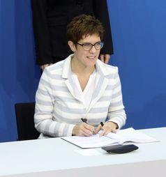 Annegret Kramp-Karrenbauer (2018)
