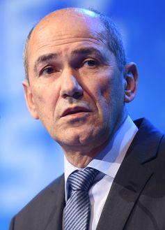 Janez Janša (2018)