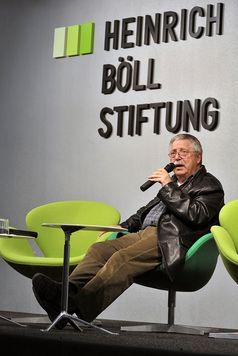 Wolf Biermann Bild: Heinrich-Böll-Stiftung/xpressberlin, on Flickr CC BY-SA 2.0