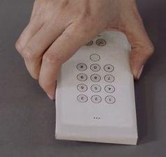 """Envelope"": reduziert Smartphone-Display"