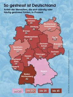 Grafik: Techniker Krankenkasse (Kundenkompass 2009)