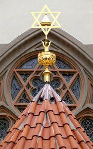 Davidstern: Juden bei NSL Studio unerwünscht. Bild: pixelio.de, FotoHiero