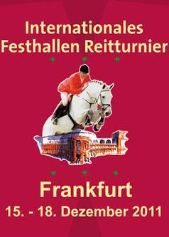 Internationales Festhallen Reitturnier Frankfurt 15. - 18. Dezember 2011