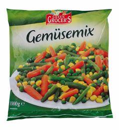 """Der belgische Hersteller Greenyard Frozen Belgium N.V. erweitert den Warenrückruf des Produktes """"Freshona Gemüsemix"""" vom 05.07.2018 und ruft zusätzlich das Produkt """"Green Grocer's Gemüsemix"""" zurück. Bild: """"obs/LIDL/Lidl"""""""