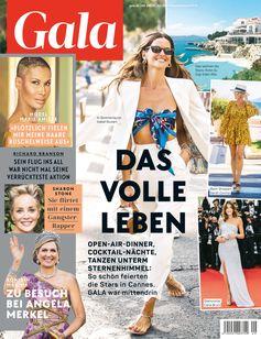 Cover GALA 29/2021 (EVT: 15. Juli 2021) /  Bild: GALA, Gruner + Jahr Fotograf: Gruner+Jahr, Gala