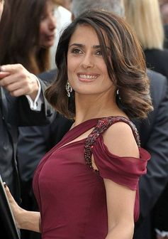 Salma Hayek in Cannes (2010) Bild: Georges Biard / de.wikipedia.org