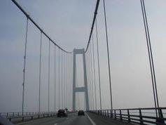 Brücke: Straßenschäden sollen früher erkannt werden.