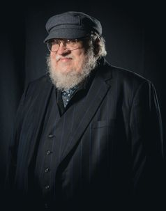 George R. R. Martin bei den Hugo Awards (2017)