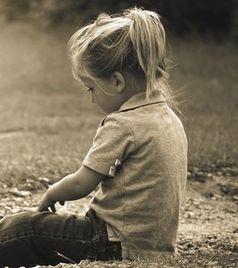 KI erkennt Kind mit depressiven Störungen eher.
