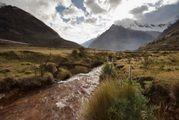 Gebirgslandschaft in den Peruanischen Anden. Quelle: ©Bas Wallet (idw)