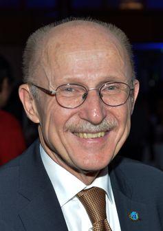 Willi Lemke, 2014, Archivbild