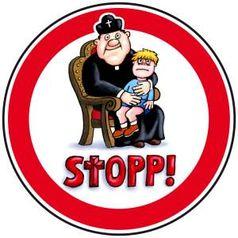 Kindesmissbrauch in der Kirche hat eine lange Tradition (Symbolbild)