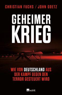 """""""Geheimer Krieg"""" Buchcover"""