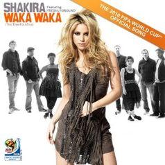 """""""Waka Waka"""" von Shakira"""