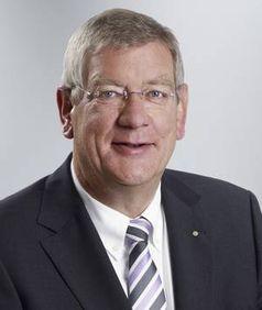 Arndt G. Kirchhoff  Präsident des Verbands der Metall- und Elektro-Industrie Nordrhein-Westfalen e.V. Bild: METALL NRW