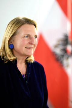 Karin Kneissl (2017)