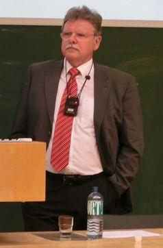 Oskar Niedermayer (2014), Archivbild