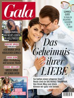 "GALA Cover 23/2020 (EVT: 28. Mai 2020).  Bild: ""obs/Gruner+Jahr, Gala"""