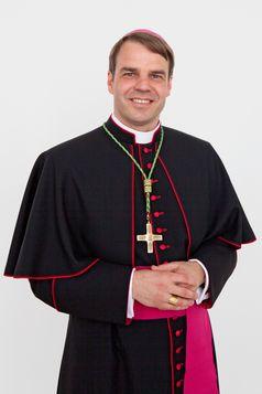 Offizielles Portrait des Bischofs (2014)