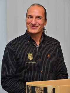Peter I, König von Deutschland (2016), Bürgerlich: Peter Fitzek