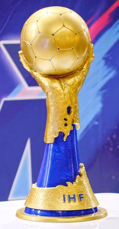 Der Handball-Weltpokal der Männer