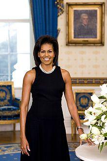 Michelle Obama (2009) Bild: de.wikipedia.org