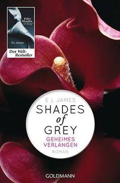 """""""Shades of Grey"""" von E.L. James"""