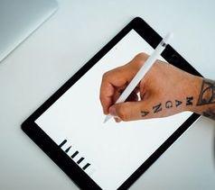 Digitaler Künstler: Adobe ermöglicht Livestream.