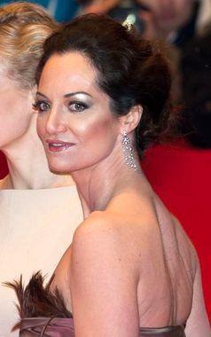 Natalia Wörner auf der Berlinale 2012