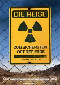 Plakat: Film über ein finales Endlager