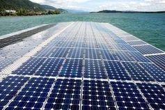 Solarmodul: sprühbare Alternative in Sicht. Bild: pixelio.de/Paul-Georg Meister