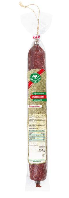 """Der Hersteller EWG Eberswalder Wurst GmbH informiert über einen Warenrückruf des Produktes """"Eberswalder Original Schorfheider Knüppelsalami, 250 g"""" Bild: """"obs/LIDL/Lidl"""""""
