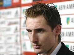 Miroslav Klose Bild: Paul Blank / de.wikipedia.org