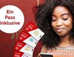 Werbung von Vodafone: Unternehmen steht in der Kritik. Bild: vodafone.de
