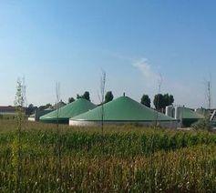 Biogasanlage: Methan und CO2 nun einfacher herstellbar.