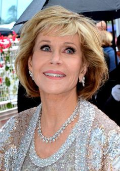 Jane Fonda, 2018
