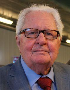 Hans-Jochen Vogel (2015), Archivbild