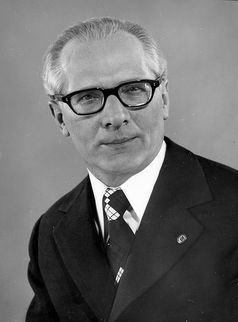 Erich Honecker Bild: bundesarchiv / de.wikipedia.org