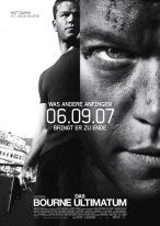 """Filmplakat """"Das Bourne Ultimatum"""""""