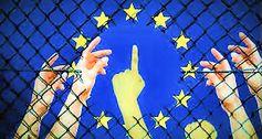 Europäische Haftbefehl (EuHB), Symbolbild: Ein Deutscher kann beispielsweise für Verhaftet und ausgeliefert werden für ein Vergehen gegen das spanische Recht, obwohl sein Handeln in Deutschland keine Straftat ist.