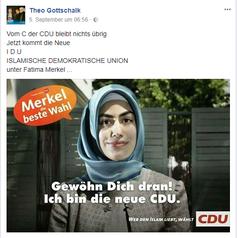 """Die CDU in der Dauerkritik: """"Der Islam gehört zu Deutschland"""" (Symbolbild)"""