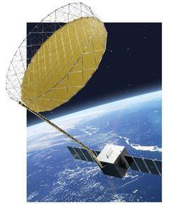 """EOS plant die Erstellung einer eigenen Radar-Mikrosatelliten-Konstellation """"EOS SAR"""""""
