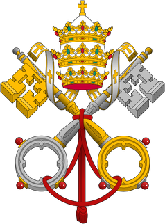 Wappen des Heiligen Stuhls
